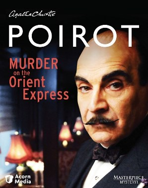Agatha Christie - Poirot - Murder On the Orient Express